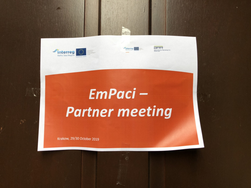 Poznaj lepiej nasz projekt EmPaci Interreg Region Morza Bałtyckiego
