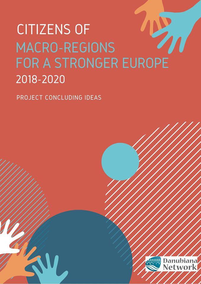 "Publikacja projektu""Citizens of macro-regions for a stronger Europe"""